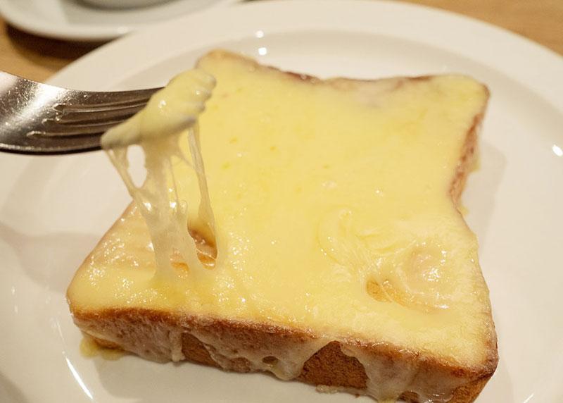 ラカンティーヌ チーズトースト2